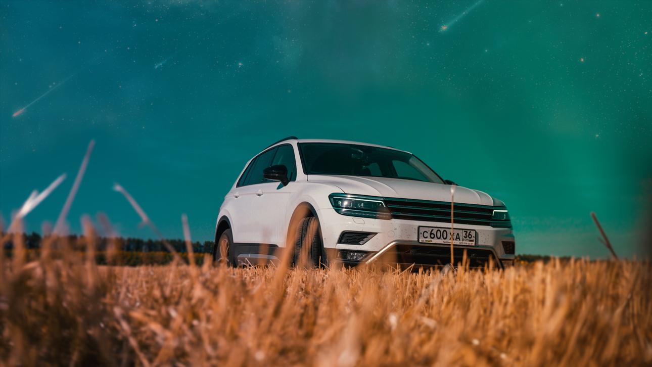 VW Tiguan II with Mavic - 15PRO_Team Создаем видео-рекламу, видео-обзоры, промо, креативы в Тамбове