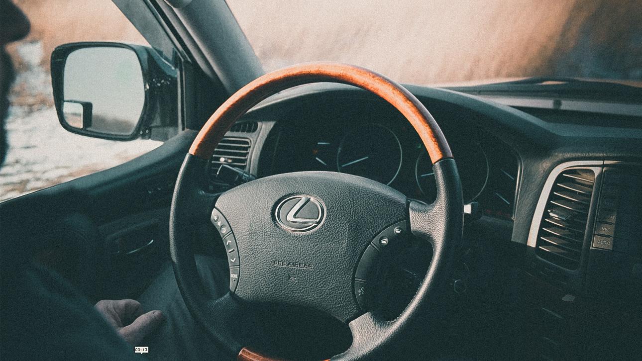Трейлер - Lexus LX470 - 15PRO_Team Создаем видео-рекламу, видео-обзоры, промо, креативы в Тамбове